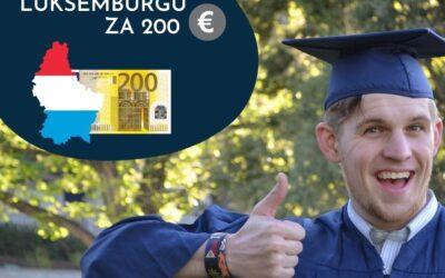 STUDIA W LUKSEMBURGU ZA 200 EURO